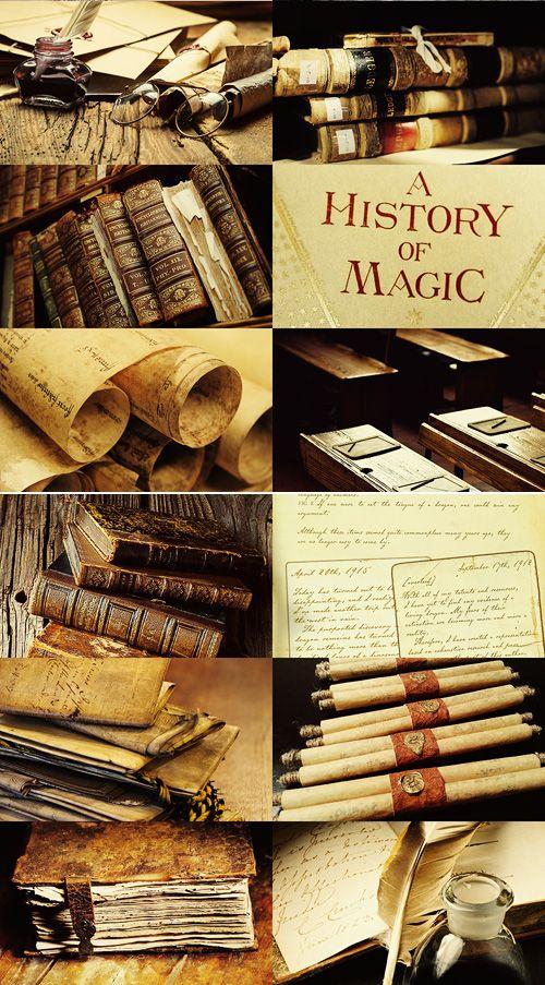 Hogwarts subjects | History of Magic