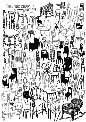 James Gulliver Hancock Chairs Print