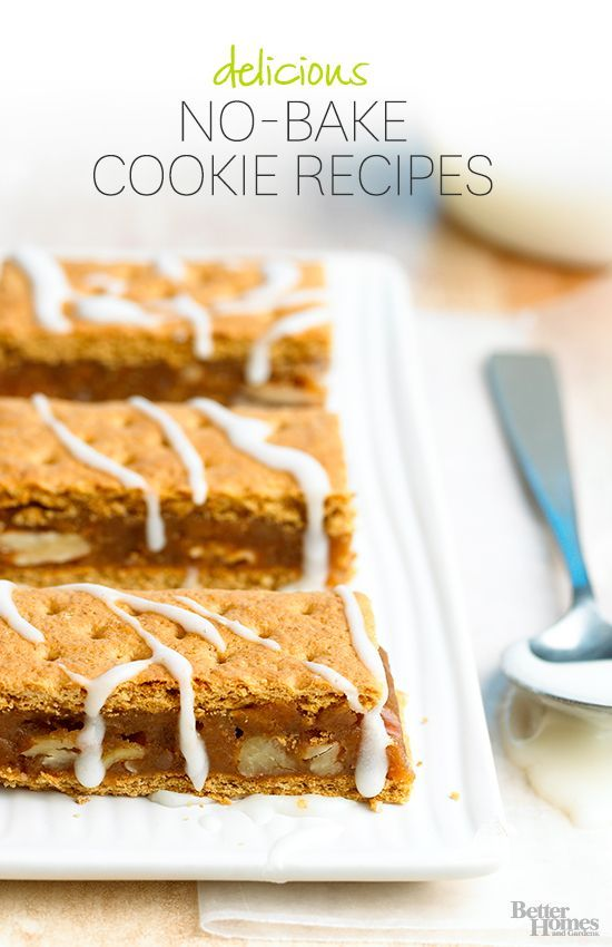 Delicious bar cookie recipes