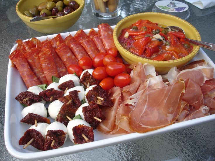 18 best images about salumi galore on pinterest pork Ina garten appetizer platter