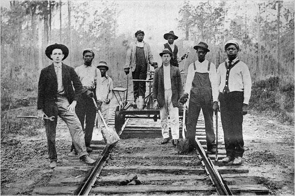 Folk Songs About Trains And Railroad Workers Date Back To