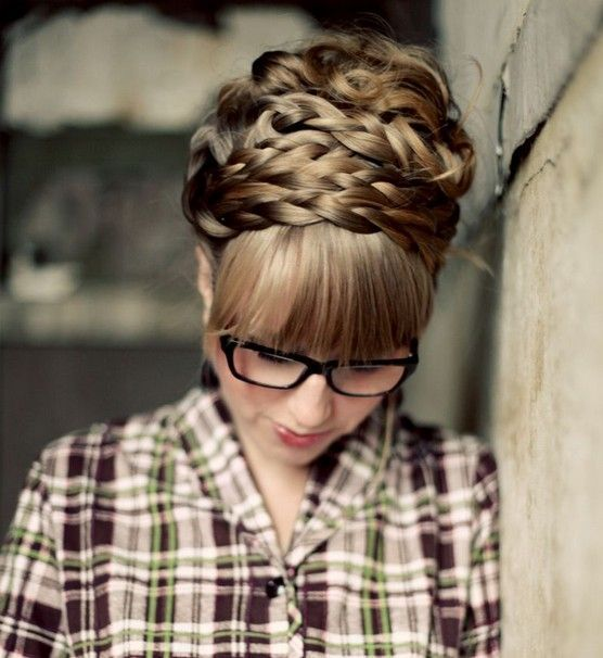 Hairstyles Tutorial for Braids – How To Make Maiden Braids #Forms #FRISURENTUTORIAL # For #Mai …