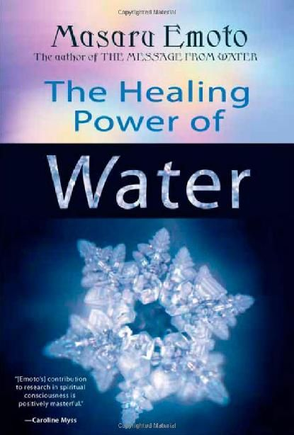 Beauty in Water | Masaru Emoto | Luxury Realtor | Joyce Rey