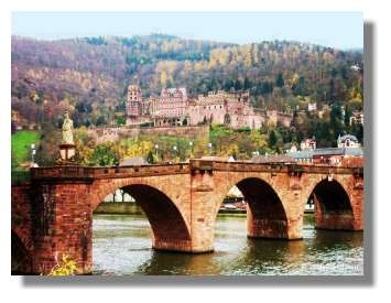 Heidelberg & Heidelberg Castle