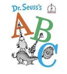 """Dr. Seuss's ABC"" by Dr. Seuss | Shared via Scholastic's Book Wizard® Mobile| Interest level - Grades PreK - 2 | Grade Equivalent - 3.1 | Guided reading level - P | DRA - 38"