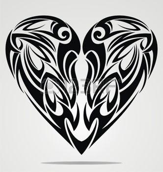 tatuaggio cuore: Cuore Tattoo Design