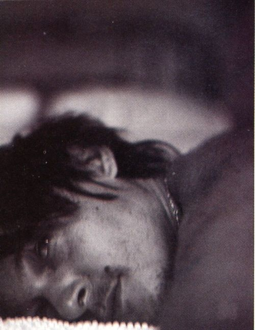 Norman Reedus, I would love to wake up to him next to me