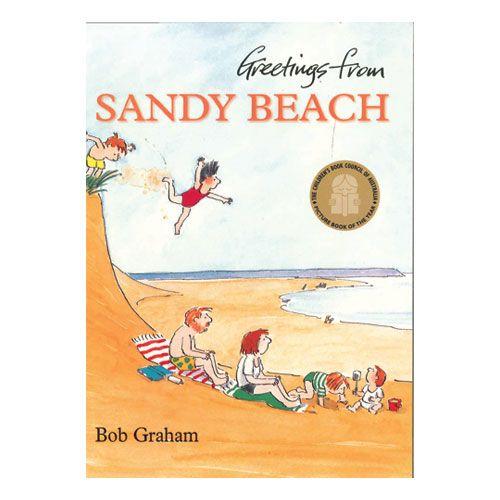 Award winning story about an Australian family on an Aussie beach holiday!