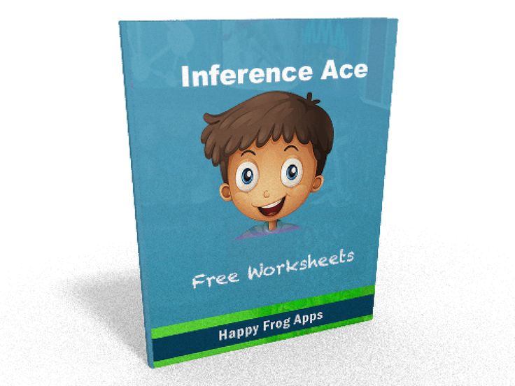 Inference Ace Worksheets - Happy Frog AppsHappy Frog Apps