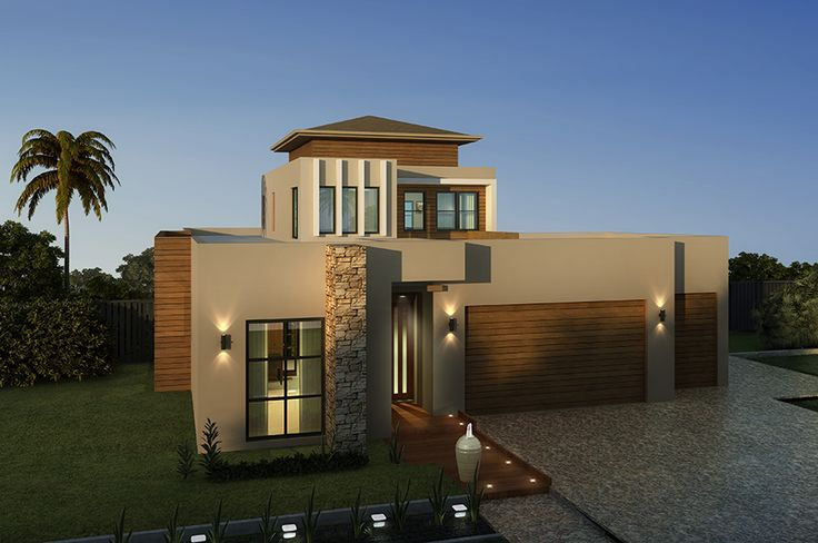 The impressive Rembrandt 387 shown with an alternate fascia option #GalleryHomes #LuxuryHomes #DesignerHomes #RealEstate