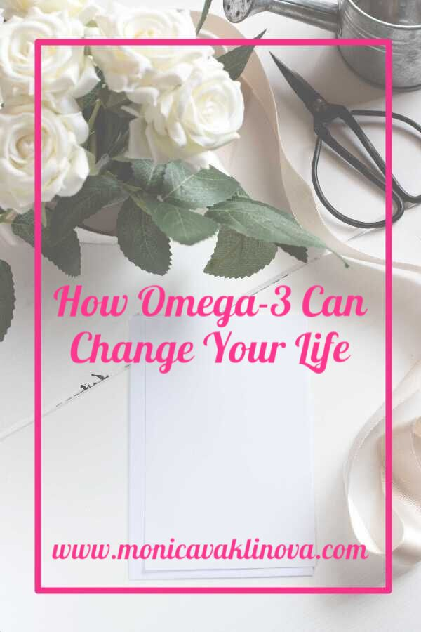 Omega-3 Fatty Acids are the best supplement! They had a lot of benefits for your overall health! Omega-3 changed my life completely!