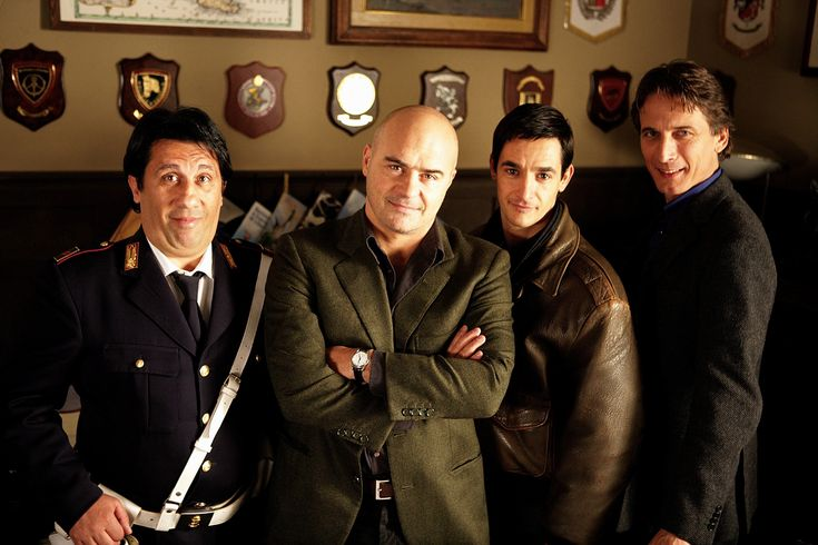 The incredible Inspector Montalbano