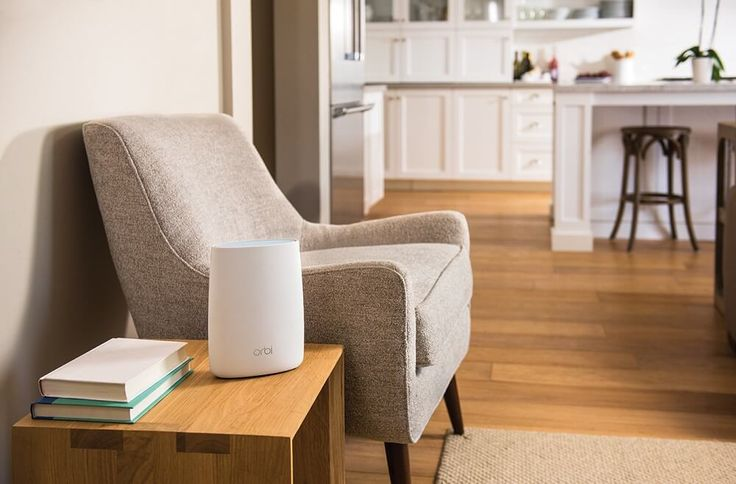 Netgear Orbi Allows You to Spread WiFi Through Every Inch of Your House