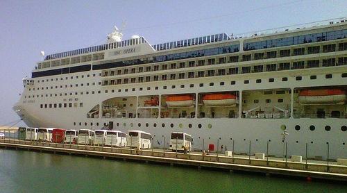MSC Opera taken in Malta 13092012