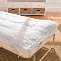 Sleeper Sofa Mattress Topper-Cot