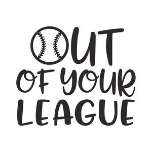silhouette design store out of your league