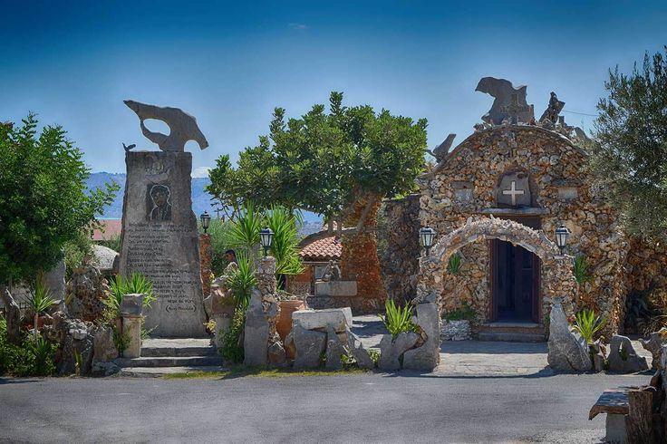 Koumos Kalyves in Apokoronas, Crete