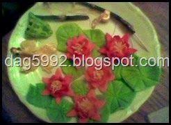 Ozdoby z plastycznej czekolady
