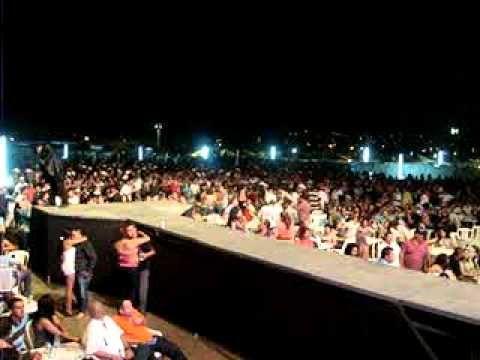 Chuy Lizarraga - Volver A Verte, Para Olvidarme De Ti - Feria Ganadera 2011 - Mazatlan, Sinaloa.MPG