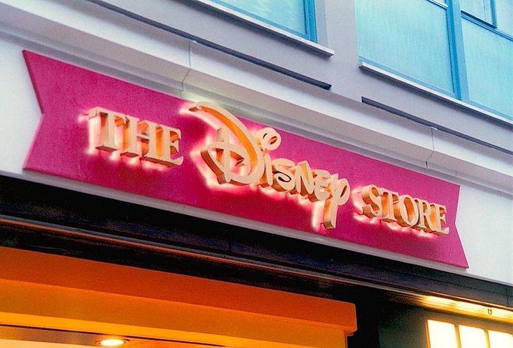 insegne negozi, insegne luminose negozi, insegne per negozi, insegne luminose negozi Disney