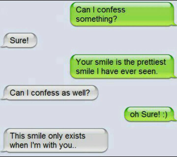 Cute texts :]: Aww, Pick Up Line, Real Life, Quotes, New Life, True, Adorable, Smile, So Sweet