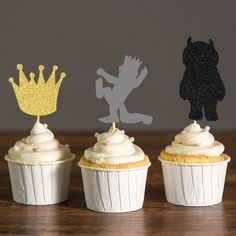 Cheap crown cupcakes, Buy Quality cupcake toppers directly from China party decoration Suppliers: Where the Wild Things Are Cupcake Toppers,Wild One Crown Food Picks,Tribal Party Decorations Kids Birthday Cake Accessory