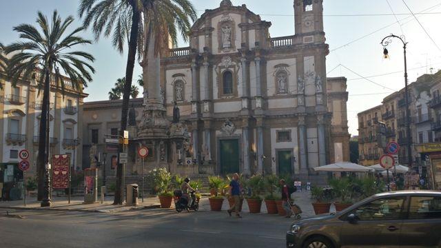 Chiesa di San Domenico, facciata