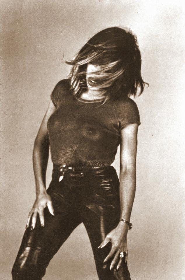 Tina Turner by Lynn Goldsmith