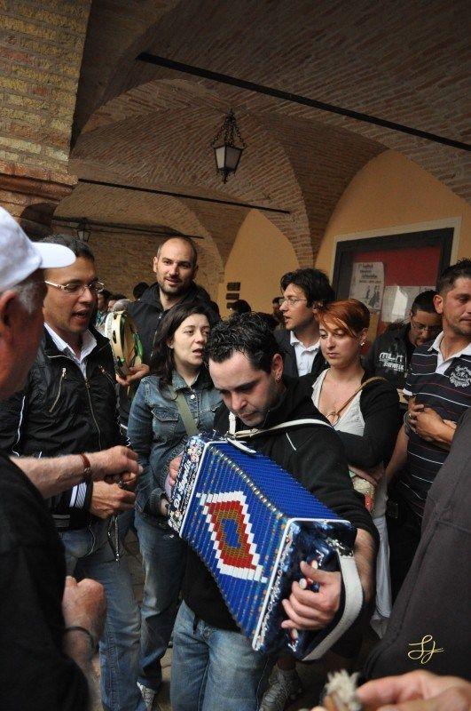 Cod. S00 Festival du Bbotte a lu castello | Moresco (FM) 2011 #destinazionemarche