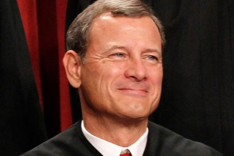 Chief Justice John Roberts - For selling out the American People and their Constitution
