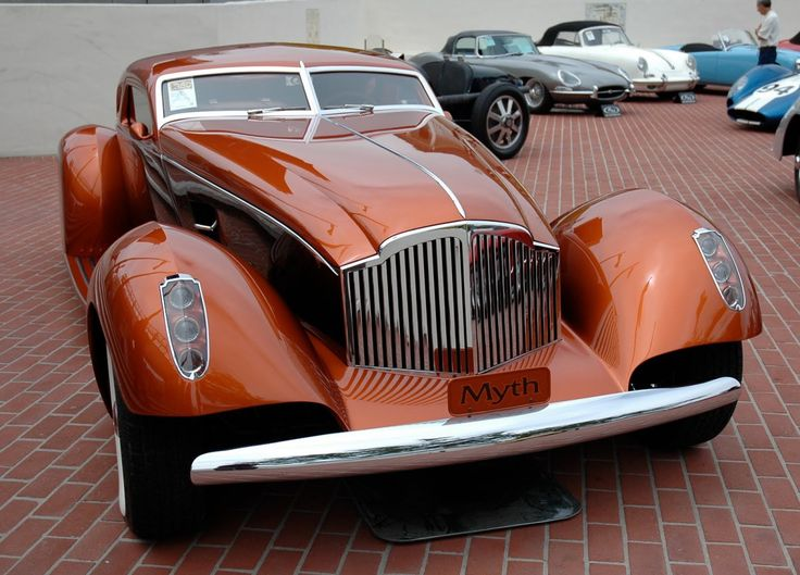 1996 PACKARD 'MYTH' (1934 BOATTAIL COUPE)  #RePin by AT Social Media Marketing - Pinterest Marketing Specialists ATSocialMedia.co.uk