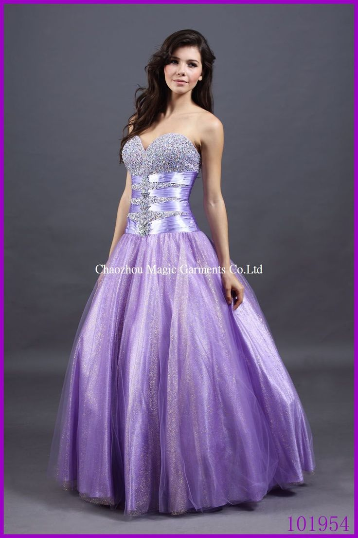 17 Best Ideas About Purple Wedding Gown On Pinterest