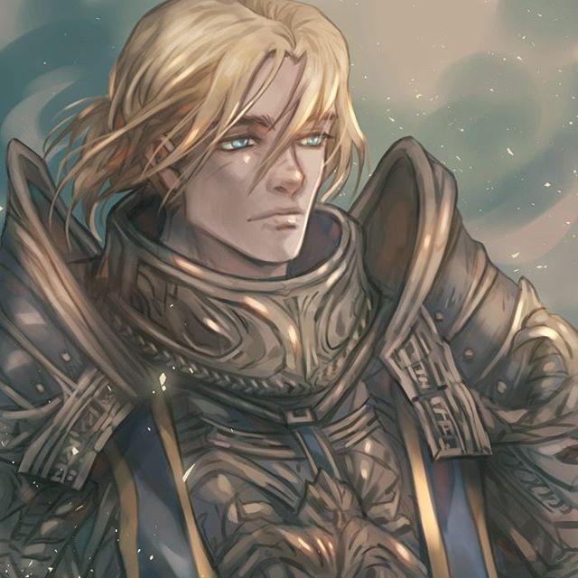 Anduin Wrynn World Of Warcraft Warcraft Characters Warcraft Art