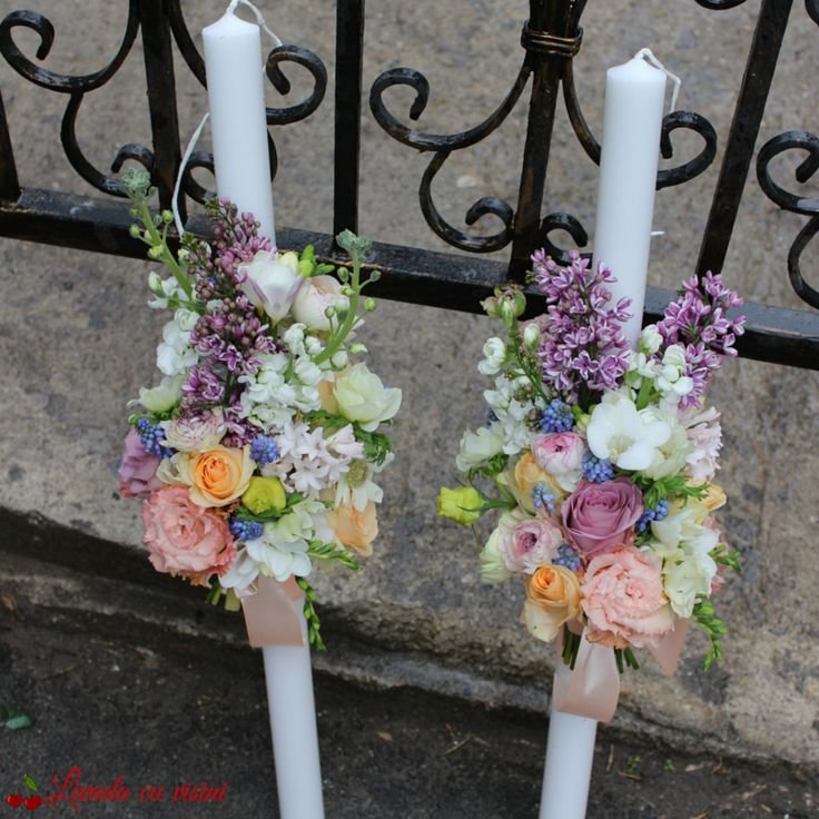 #lumanari #cununie #nunta #pastel #blossom #blush #romantic #wedding #flowers #candles #scent #muscari #trandafiri #liliac #frezii #freesia #mathiola #flori #paulamoldovan #bucuresti