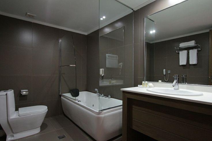 Junior suite - the bathroom