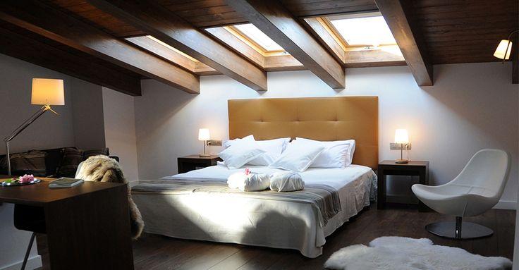 Bonansa Country Hotel   Hotel de encanto: El lujo más urbano en el Pirineo más virgen.
