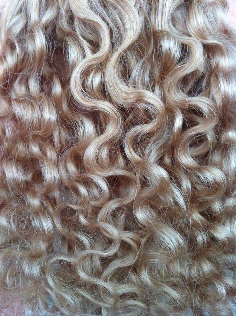 Небольшой опыт по созданию прически нашим любимым девочкам. / Перепрошивка волос, восстановление волос, парика / Бэйбики. Куклы фото. Одежда для кукол