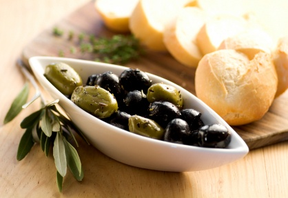 Olives ~ perfect little snacks
