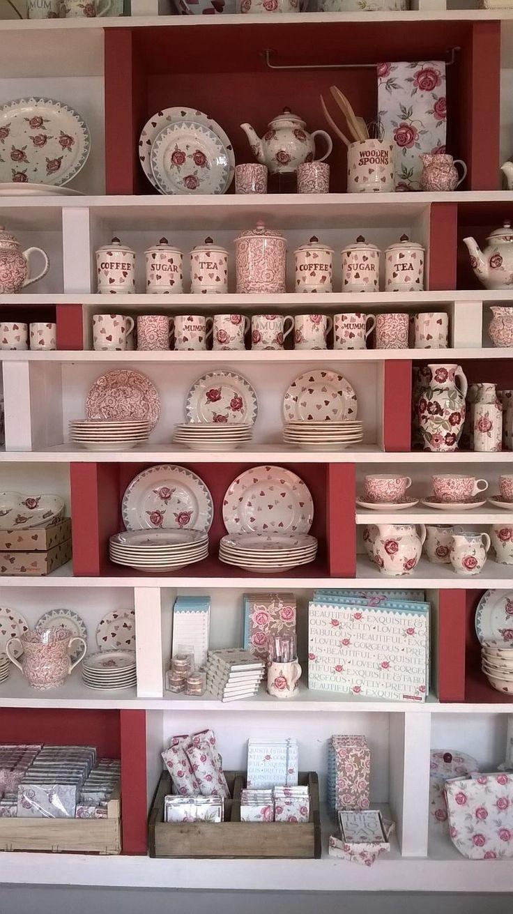 Emma Bridgewater Pink Wallpaper 2014