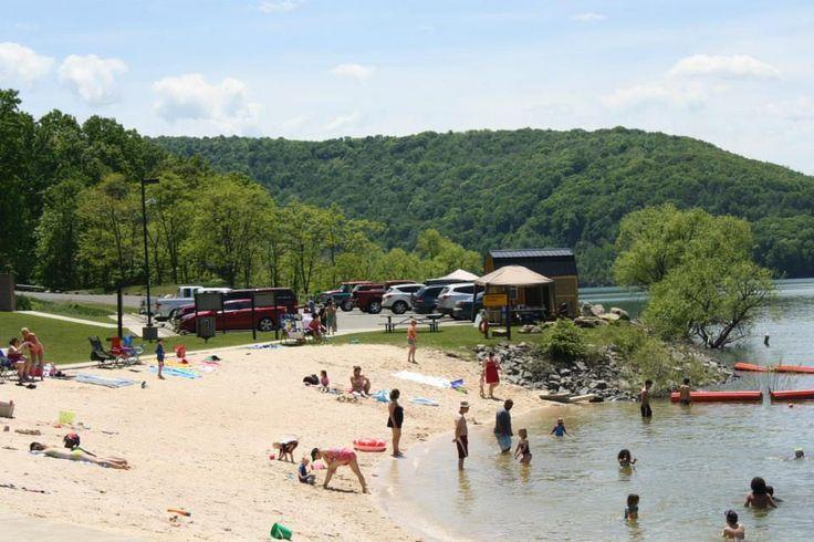 5 West Virginia Beaches