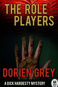 The Role Players (A Dick Hardesty Mystery, #8) (large print paperback) by Dorien Grey