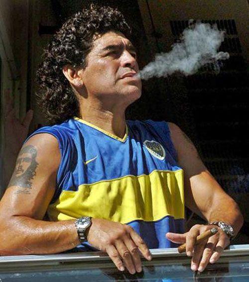 #Maradona D10S