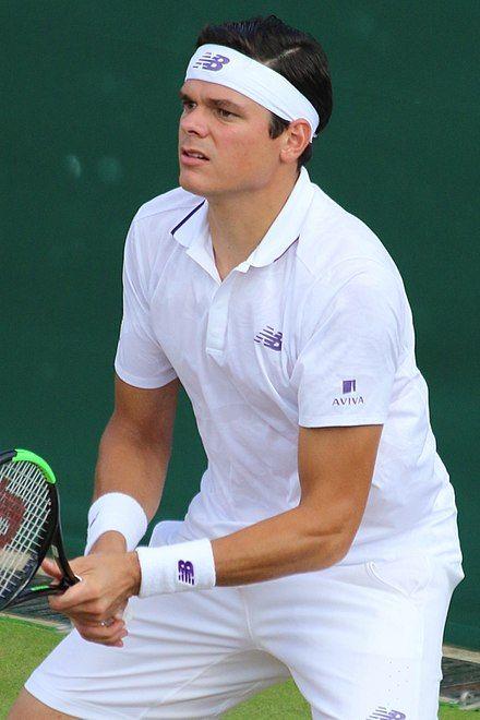 Milos Raonic - Tennis Player