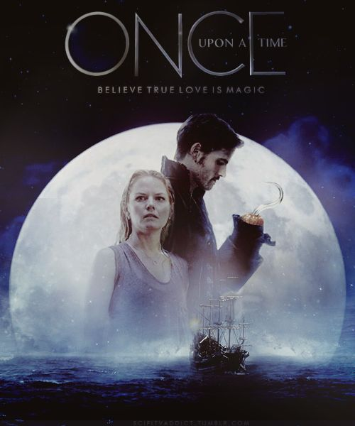 Captain Swan   ... Once Upon A Time Wallpaper Captain Swan