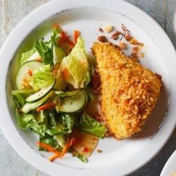 Cheddar Baked Chicken