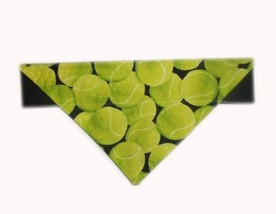 Time For Tennis Wimbledon Themed Dog Bandana From £3.50