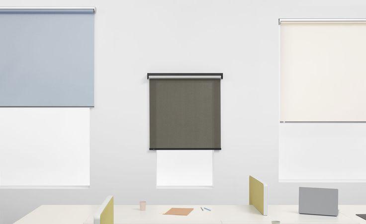 New blind design - Ronan and Erwan Bouroullec + Kvadrat