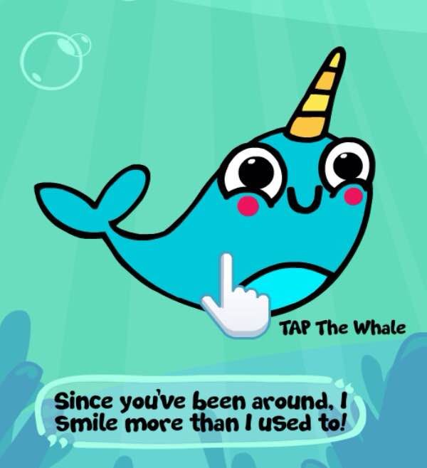 Our pet narwhal is very happy that you came to visit! Want to play the narwhal game? Visit 'fun stuff' at www.flossyandjim.com #game #narwhal #kids #parenting #schoolholidays