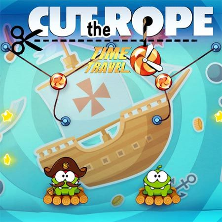 Cut The Rope: Time Travel game is a free Puzzle Games. Here you can free play Cut The Rope: Time Travel game online. You can play Cut The Rope: Time Travel in full-screen mode in your browser for free without any annoying AD