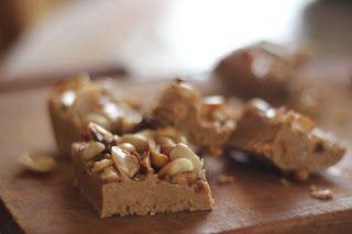 Healthy & Tasty - Вегетарианские рецепты: Карамельные конфеты с арахисом